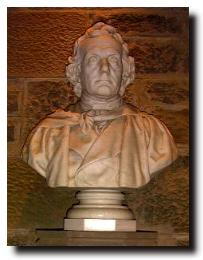 Bust of Thomas Chalmers