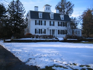 Solomon Stoddard's House (flickr.com)