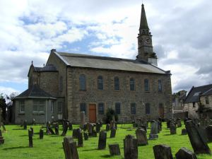 Lesmahagow_Old_Parish_Church
