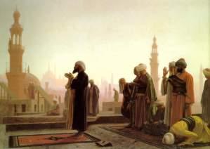 Prayer_in_Cairo_1865