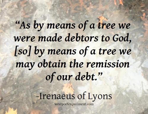 Irenaeus, Tree & Tree
