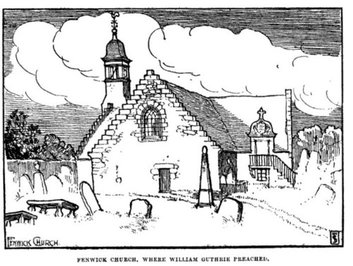 "Smellie, Thomas. ""Fenwick Church."" 1905"