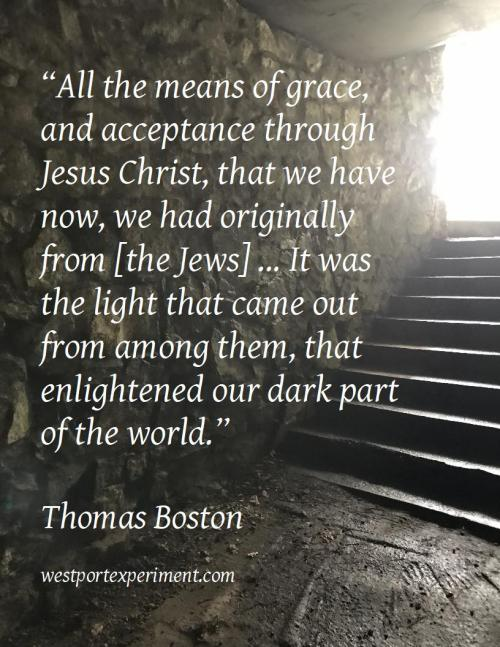 Boston, The light of the Jews